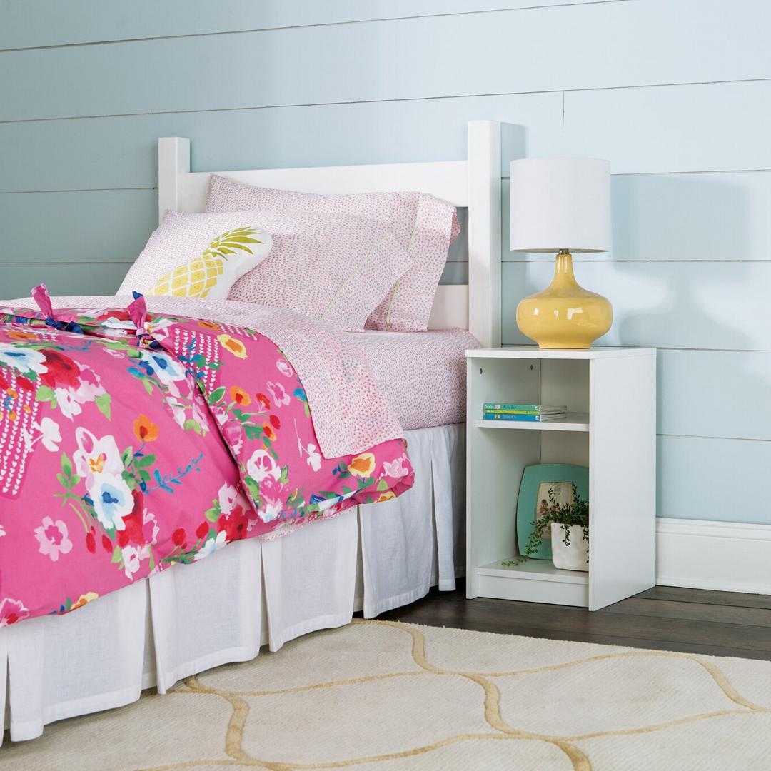 Tủ gỗ đầu giường hiện đại SMLIFE Nikola