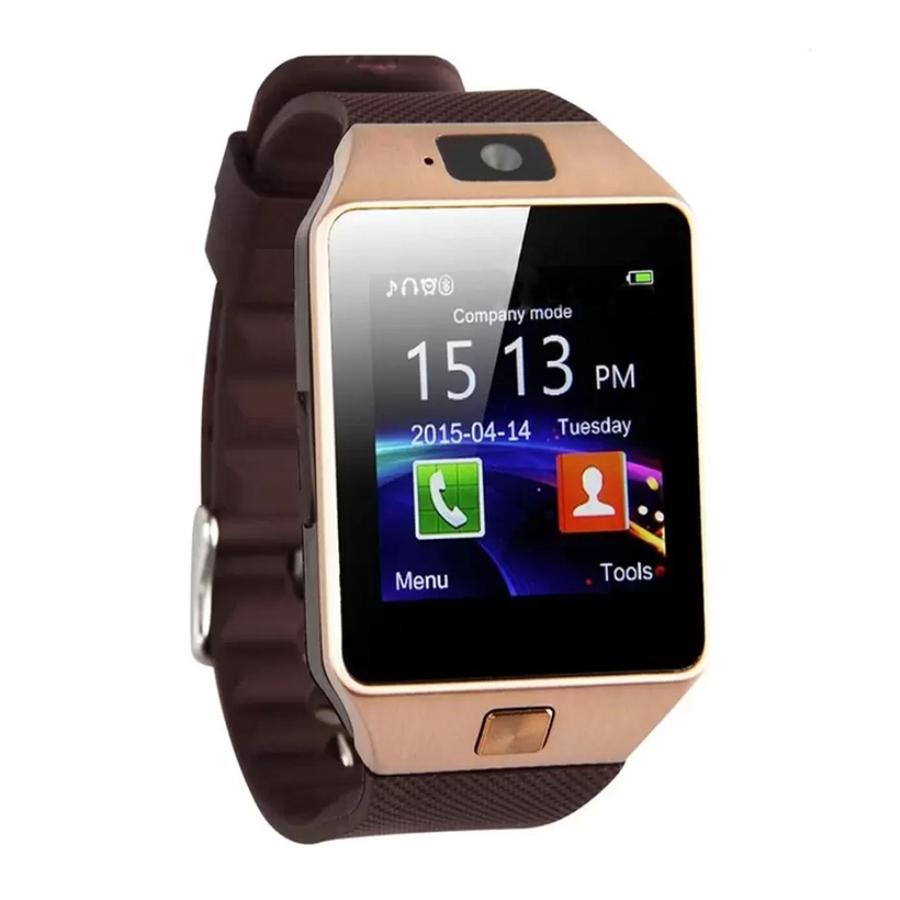 Đồng hồ thông minh smart watch - giao màu ngẫu nhiên
