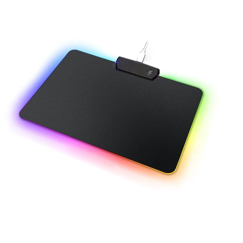 Bàn di chuột, Pad chuột Gaming led RGB 35 x 25 x 0.4 cm