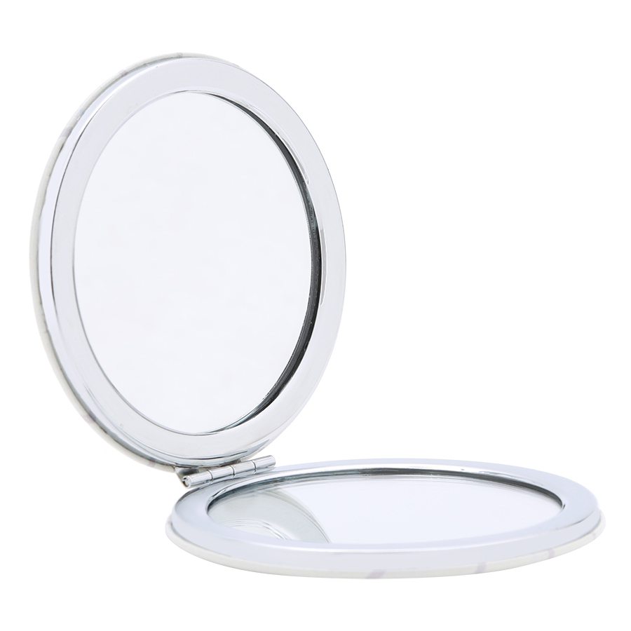 Gương Mini Tròn 2 Mặt - Young - Giao Mẫu Ngẫu Nhiên