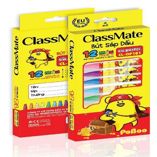 Bút sáp dầu Classmate