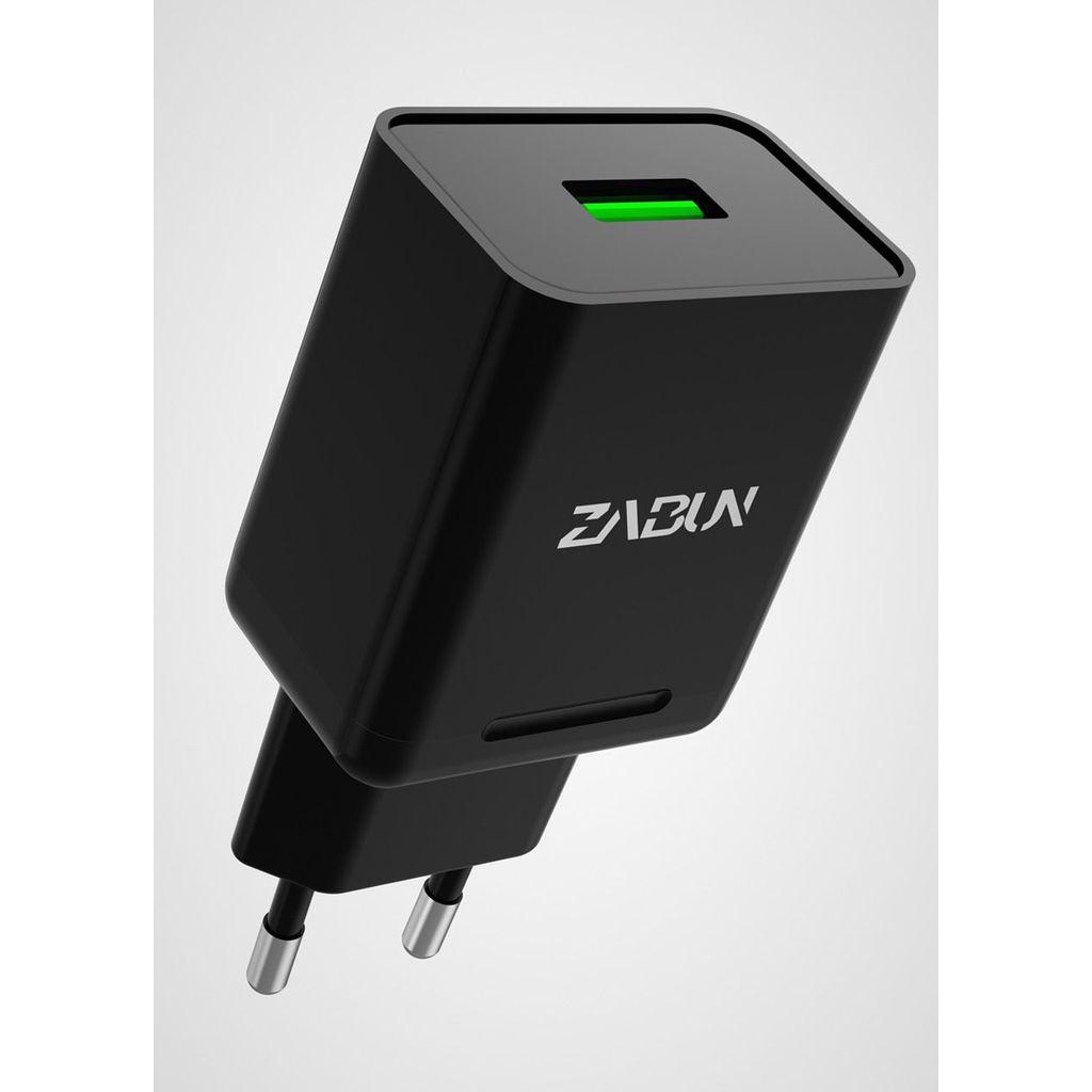 Củ sạc nhanh QC 3.0 S02 chính hãng ZaBun