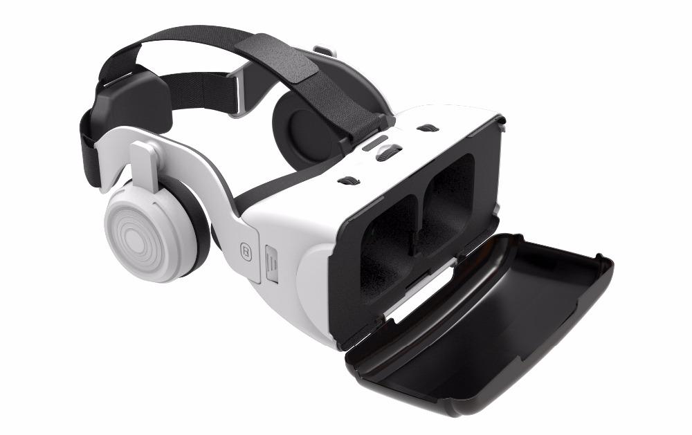 Kính 3D Vr Shinecon G06e - Kính thật tế ảo - Hàng nhập khẩu
