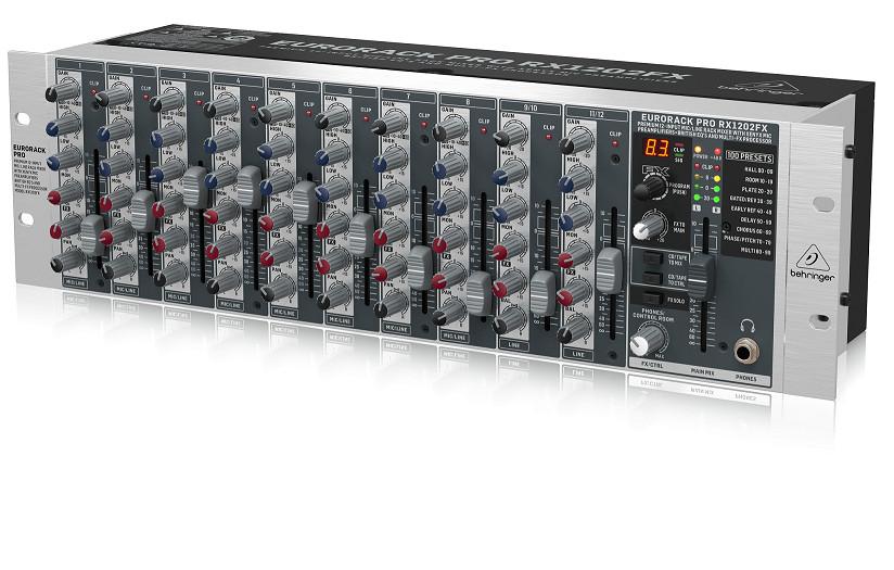 Behringer RX1202FX Rackmount 12-Channel Line-HÀNG CHÍNH HÃNG