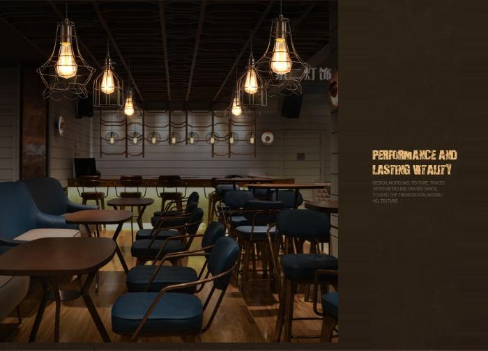 Đèn thả khung sắt nghệ thuật, đèn thả bàn ăn TSIB (gồm bóng) hàng chính hãng.