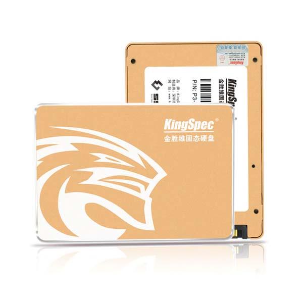 Ổ Cứng SSD Kingspec P3-128 128Gb SATA3 - Hàng Chính Hãng