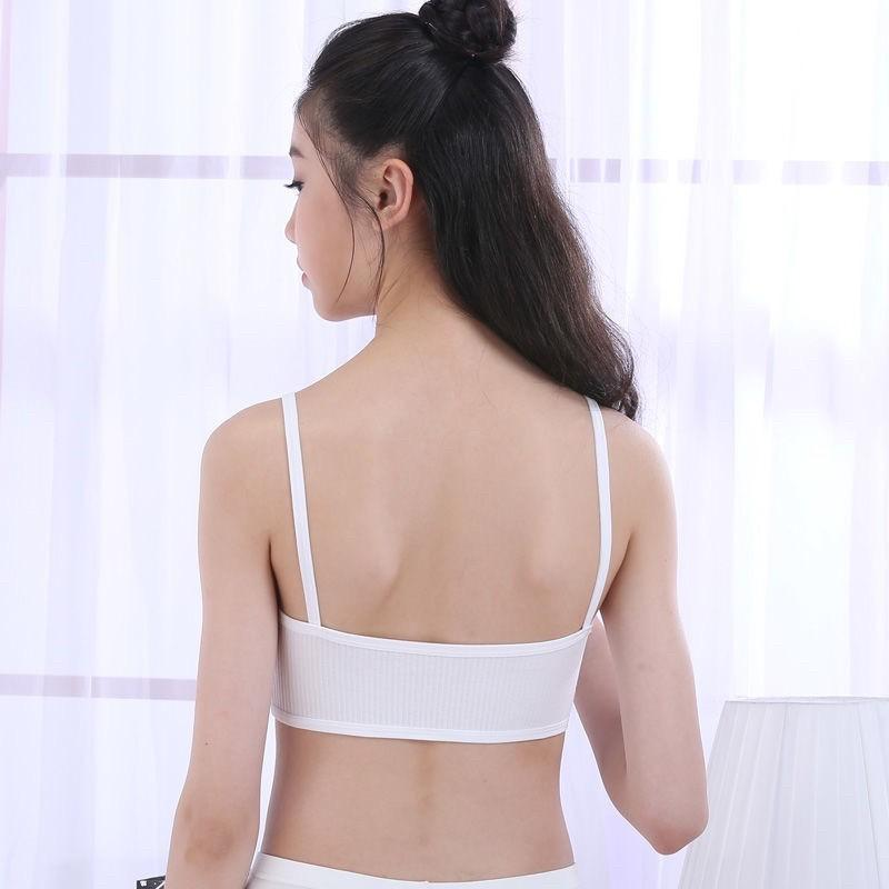 áo lá học sinh chất cotton tăm