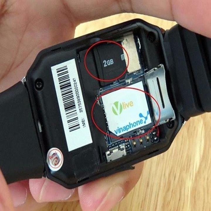 Đồng hồ thông minh đẳng cấp DZ099 ( Đen bạc)