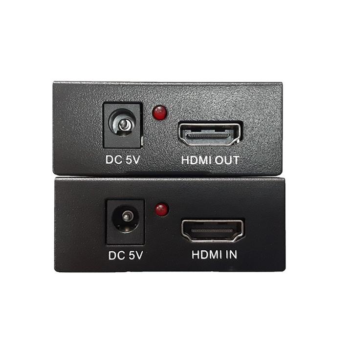Bộ kéo dài HDMI-J45 50/60M qua dây mạng lan
