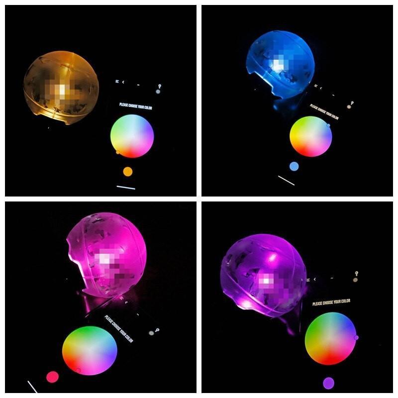 Bomb Lightstick BTS ver3 - Gậy phát sáng kết nối Blutooth và đổi màu