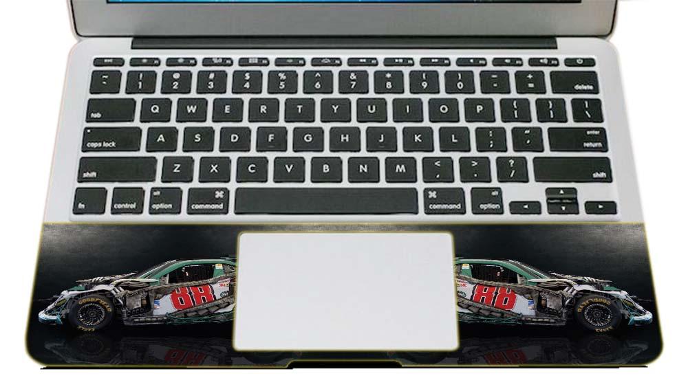 Miếng Dán Trang Trí Laptop Xe LTX - 163