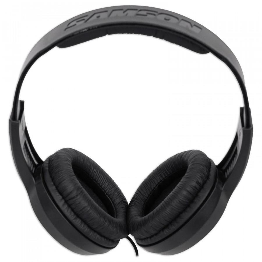 Tai nghe chụp tai Stereo Samson SR350 - Hàng Chính Hãng
