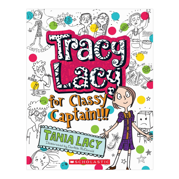 Tracy Lacy For Classy Captain!