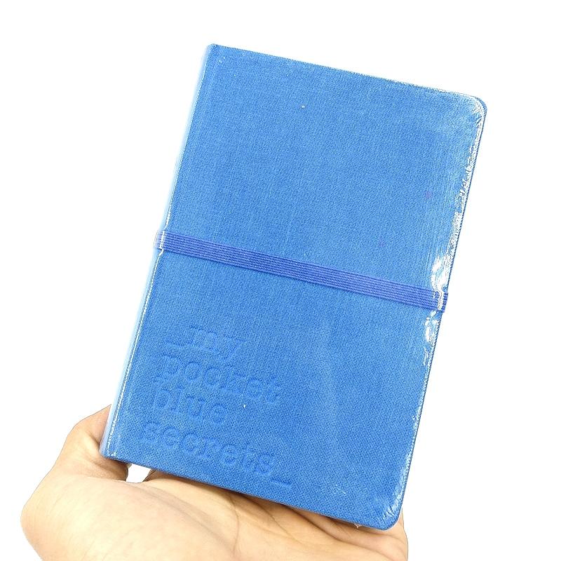 Sổ My Pocket Blue (S) Lined