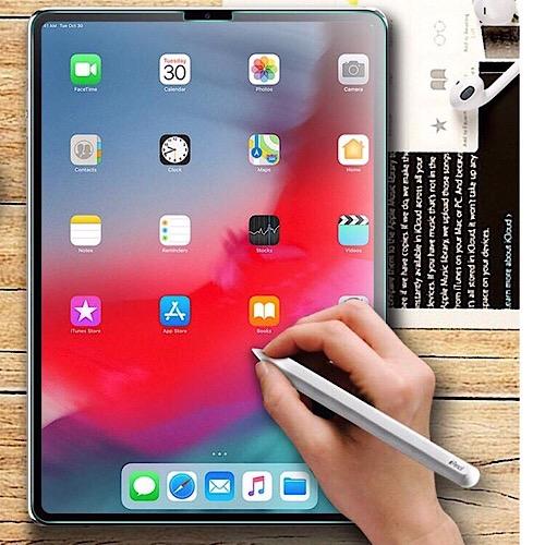 Bộ 2 miếng dán cường lực màn hình cho iPad Pro 11 inch New 2020 chuẩn 9H / 0.26 mm