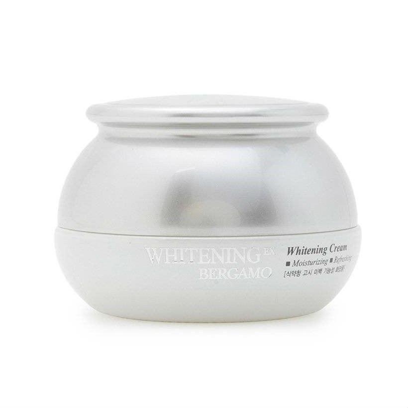 Kem Dưỡng Trắng Da Và Giữ Ẩm Bergamo Whitening Cream Geo (50g)
