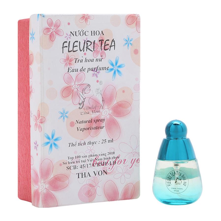 Nước Hoa Nữ Fleuri Tea Tha Von