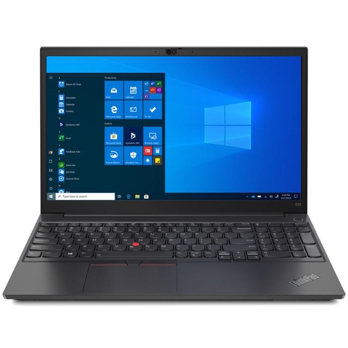 Laptop Lenovo Thinkpad E15 G2 20TD0081VA (Core i7-1165G7/ 8GB DDR4 3200Mhz/ 512GB M.2 2242 SSD/ 15.6 FHD IPS/ DOS) - Hàng Chính Hãng
