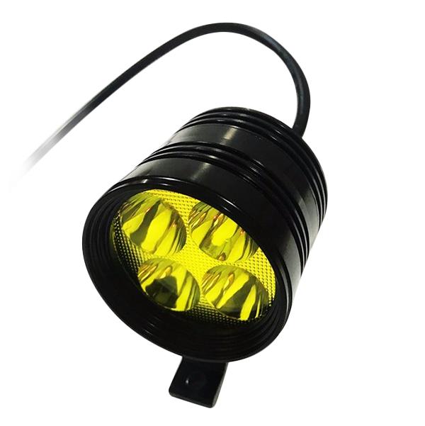 Đèn Pha LED Trợ Sáng L4 CYT-T1 (Ánh Sáng Vàng)