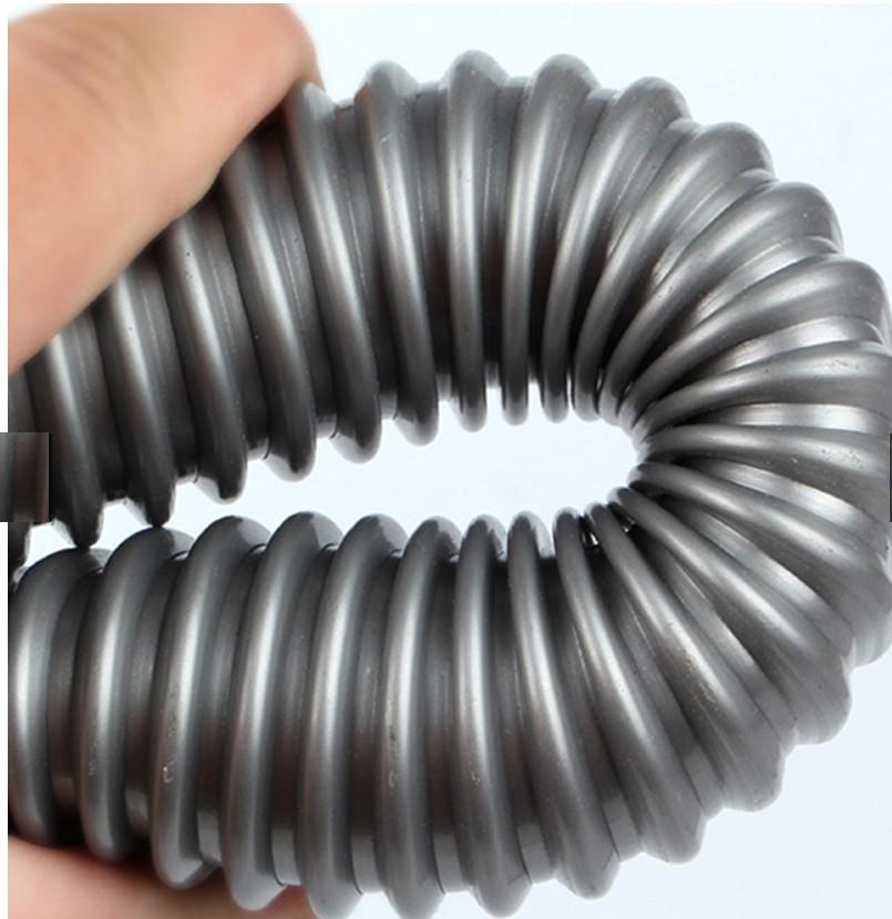 Ống mềm máy hút bụi 2m, Ống hút bụi gân nhựa EVA đường kính ống 35mm
