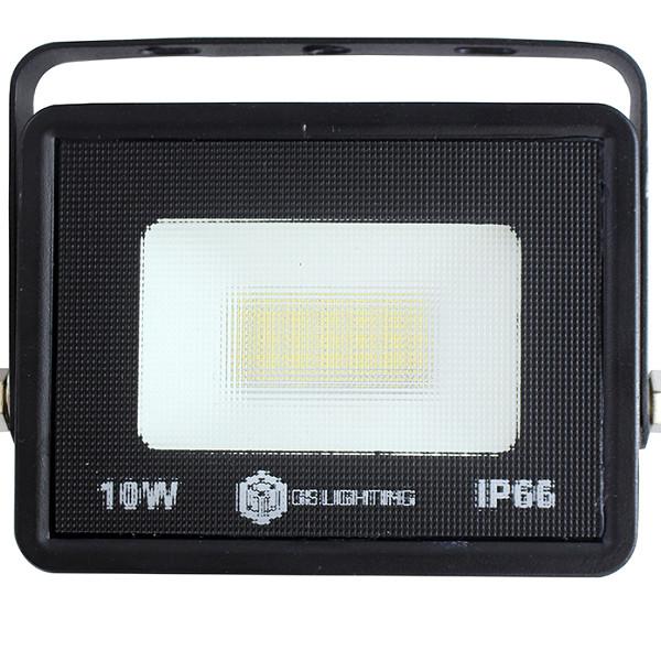 Đèn Pha LED GS-PN10 Công suất 10W Siêu mỏng (Ánh sáng trắng)