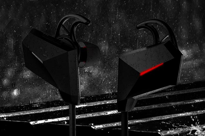 Tai nghe Bluetooth Suntek Genai Sport S7 - Đen - Hàng Chính Hãng