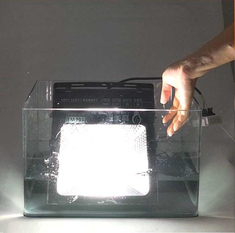 Đèn Pha Led Ngoài Trời Siêu Sáng 50W IP66 Ánh Sáng Trắng - Loại Cao Cấp AZONE