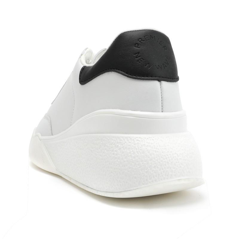 Giày Domba New Wave Gót Đen H-9601