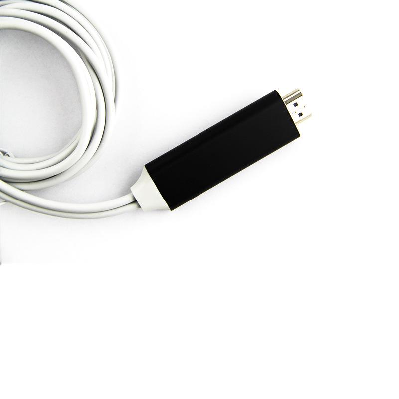 Cáp Chuyển Đổi Tín Hiệu Từ Lighting Sang HDMI TiVi Dành Cho Iphone AZONE