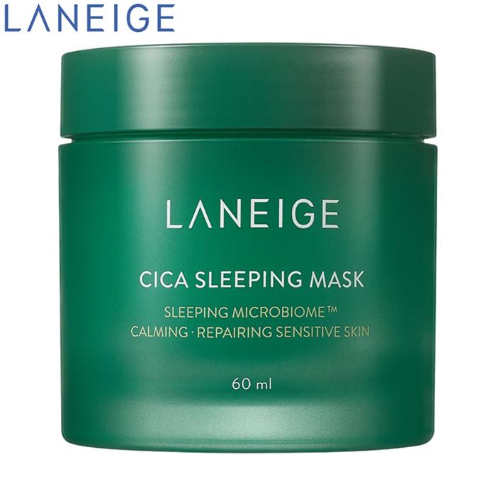Mặt Nạ Ngủ Dưỡng Ẩm Giúp Phục Hồi Và Nuôi Dưỡng Da Phiên Bản Cải Tiến LANEIGE Cica Sleeping Mask EX 60ml