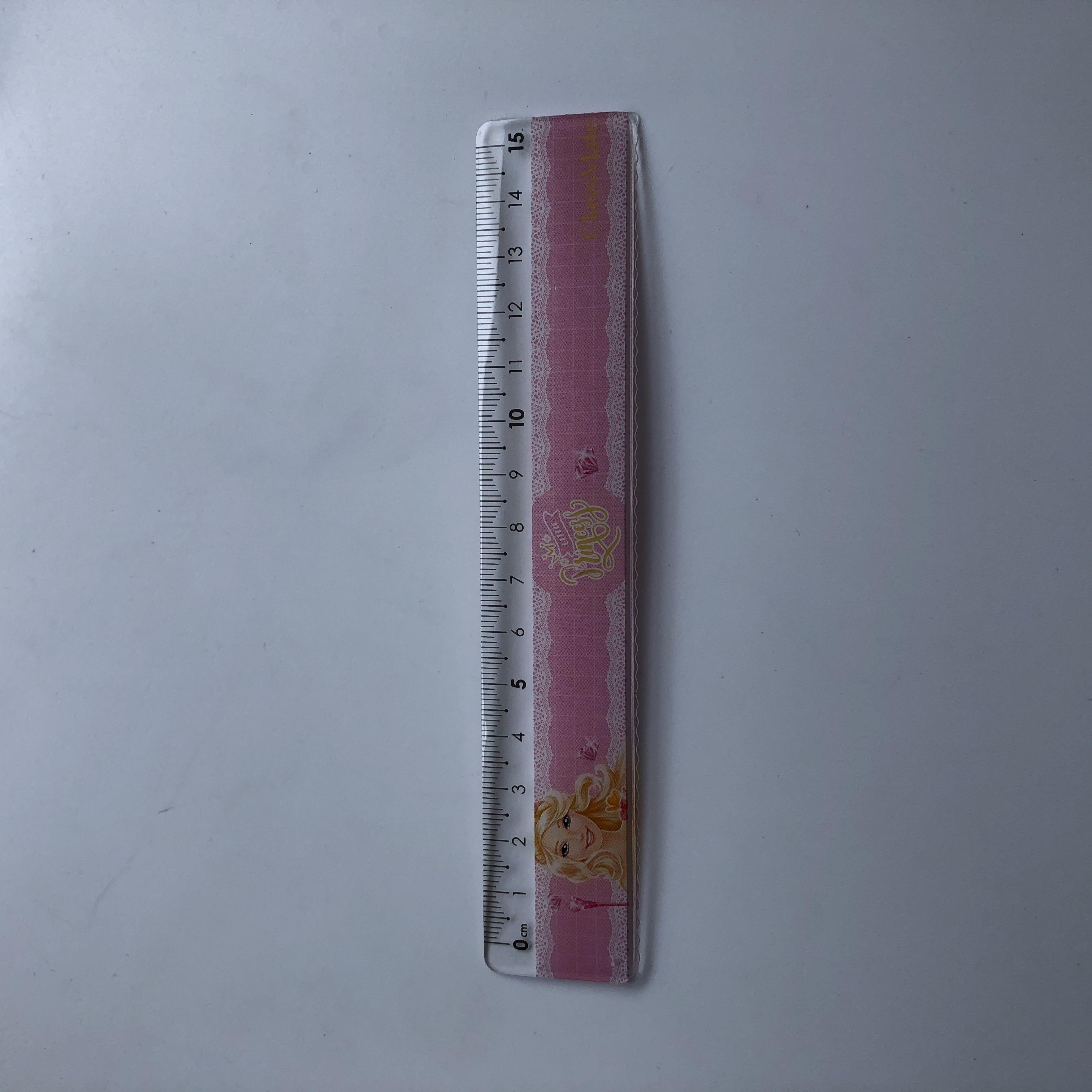 COMBO 5 cây thước kẻ 15cm Classmate RL05 - PR