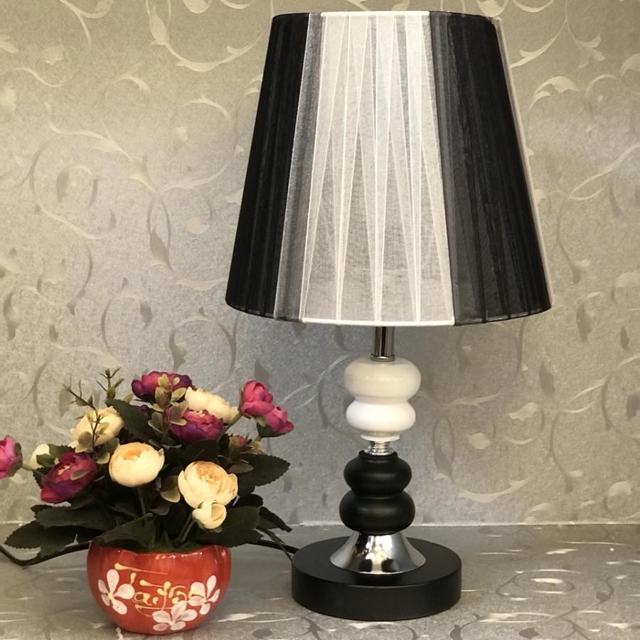Đèn ngủ - đèn ngủ gỗ để bàn - đèn bàn trang trí phòng ngủ MB8557