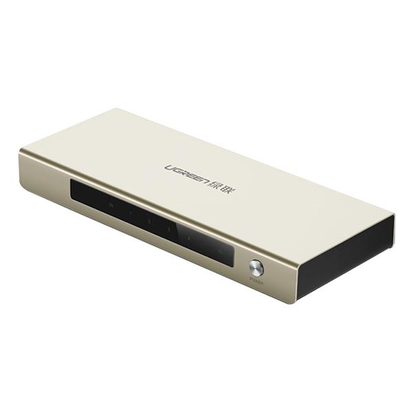 Bộ Chia 1 Cổng HDMI Ugreen Ra 4 Cổng HDMI 40277 - Hàng Chính Hãng