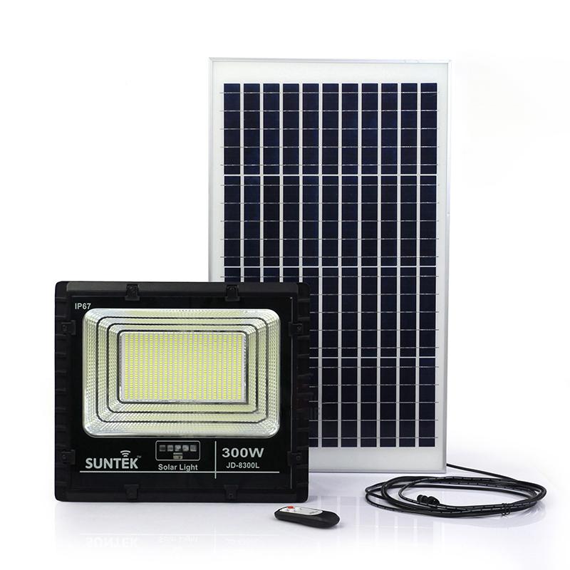 Đèn LED Năng Lượng Mặt Trời SUNTEK JD-8300