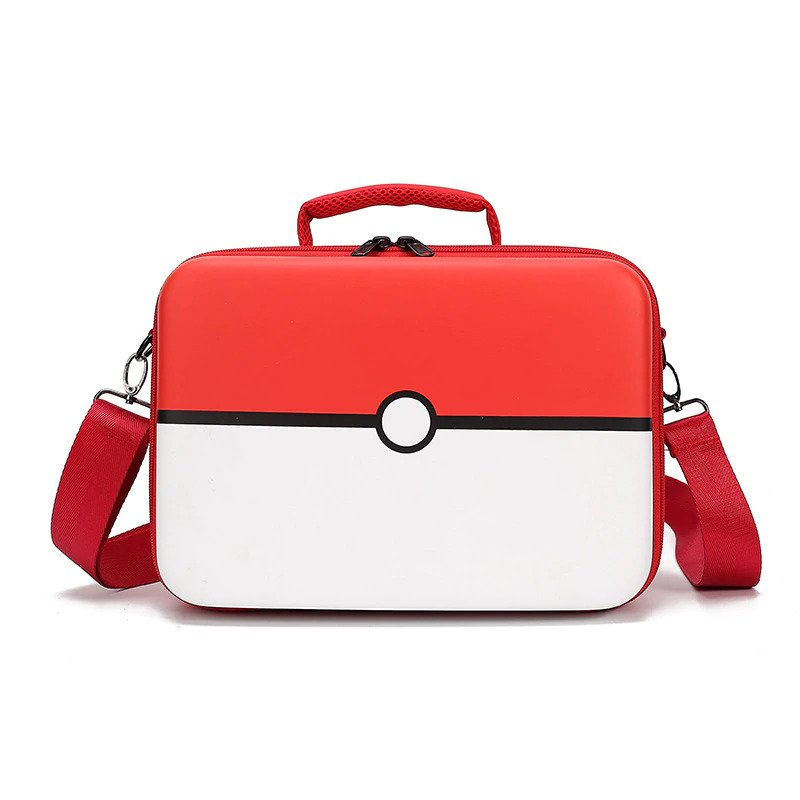 Túi đựng full phụ kiện cho máy Switch mẫu Pokeball