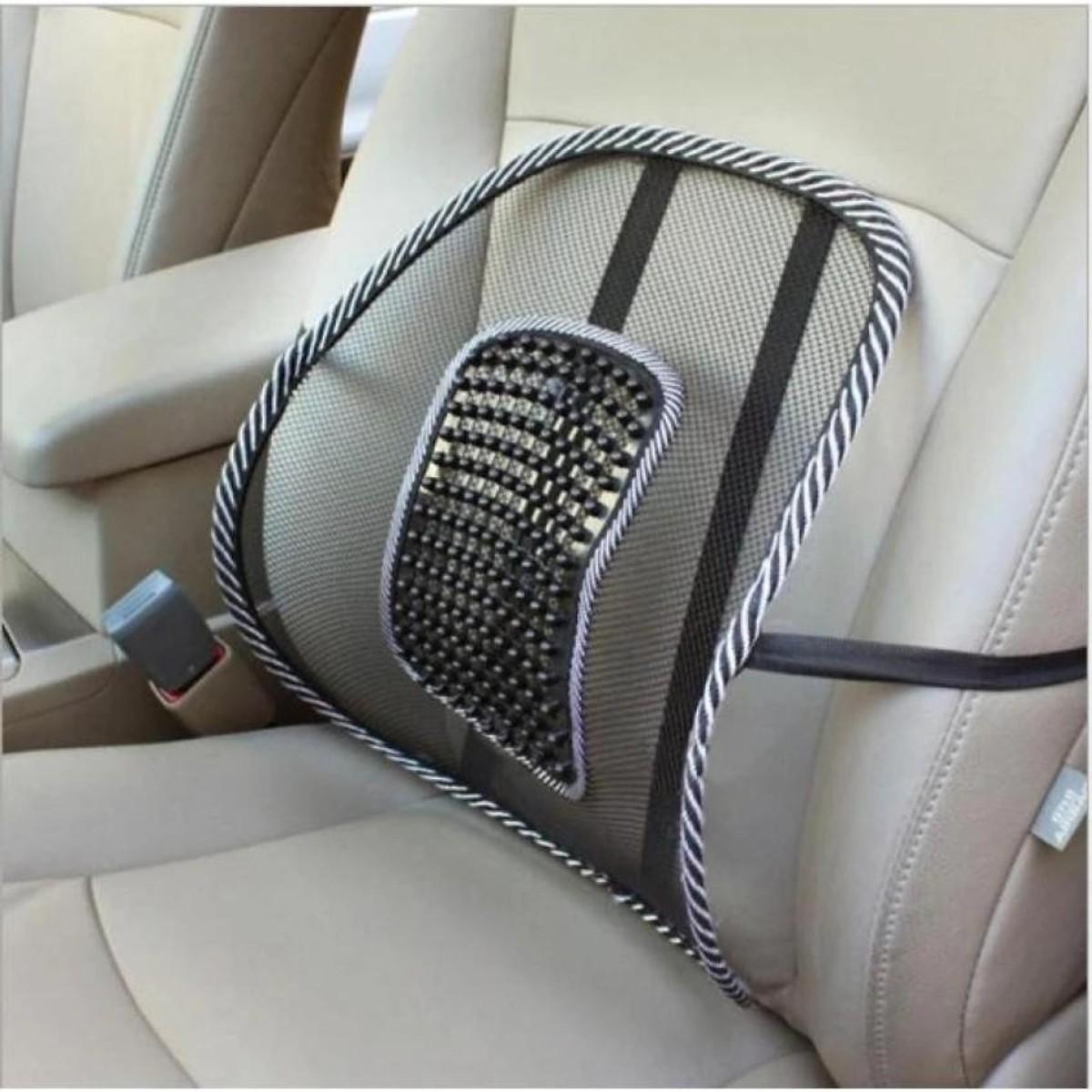 Tấm lưới tựa lưng ghế ô tô, hạn chế tối đa sự chịu lực của cột sống