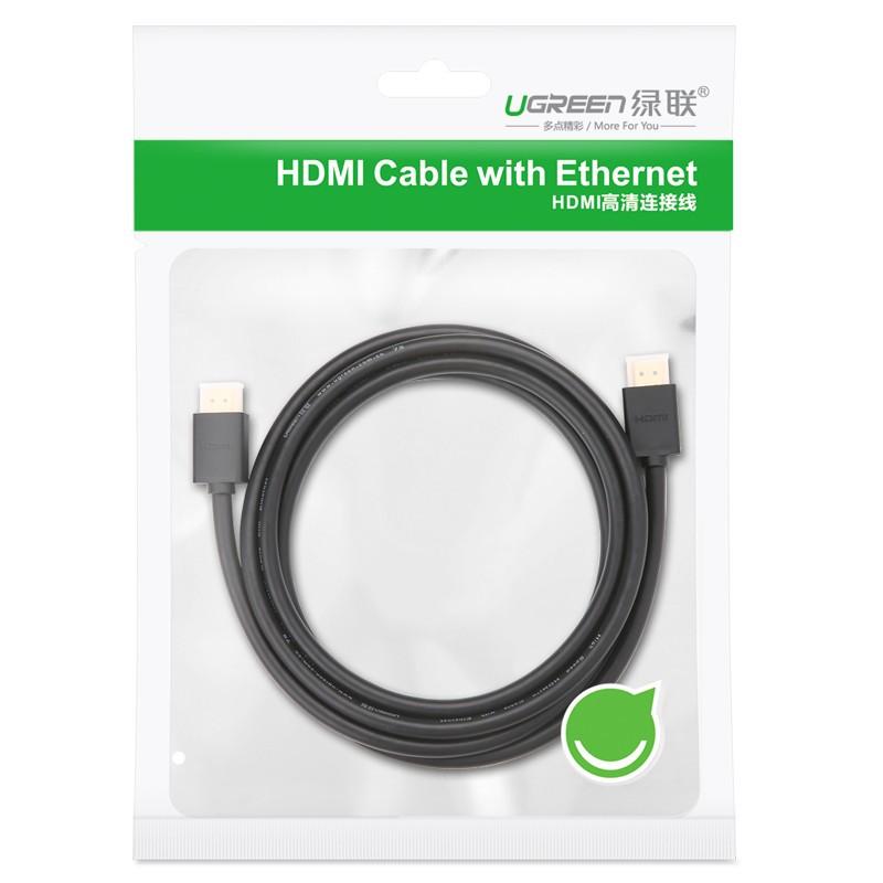 Dây Cáp 2 Đầu HDMI 5m Ugreen 10109 - Hàng Chính Hãng