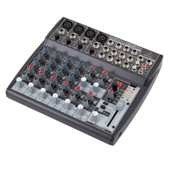 Mixer BEHRINGER XENYX 1002FX - Hàng Chính Hãng