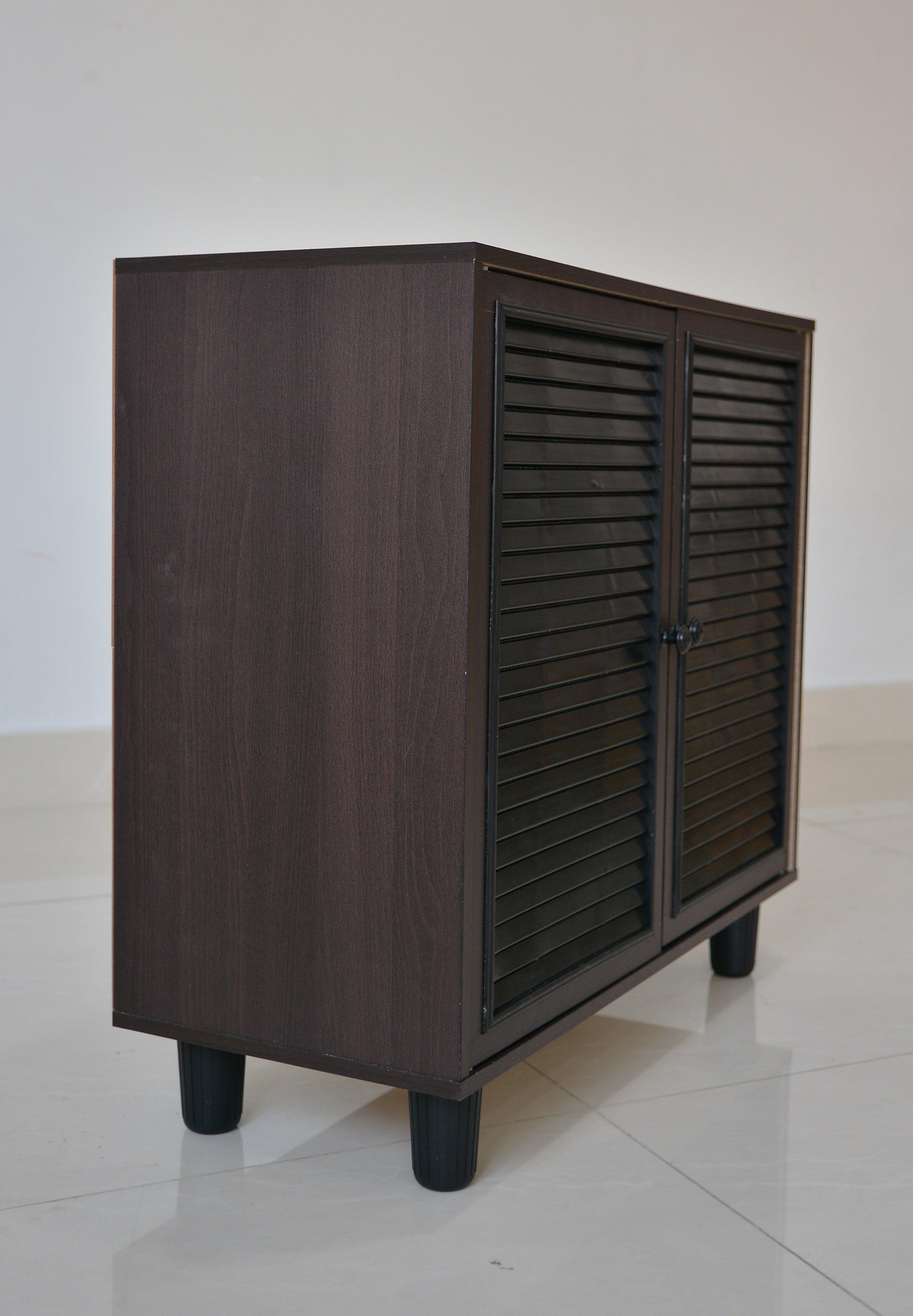 Tủ Giày 6231 Màu Nâu Chocolate Modulo Home