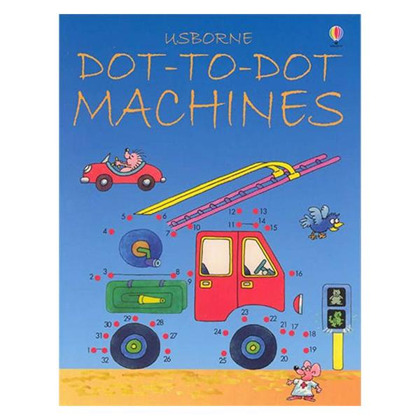 Usborne Dot-to-Dot Machines