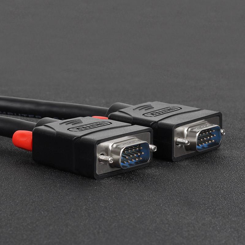 Cáp VGA 2 đầu đực 20m Unitek Y-C508A AZONE