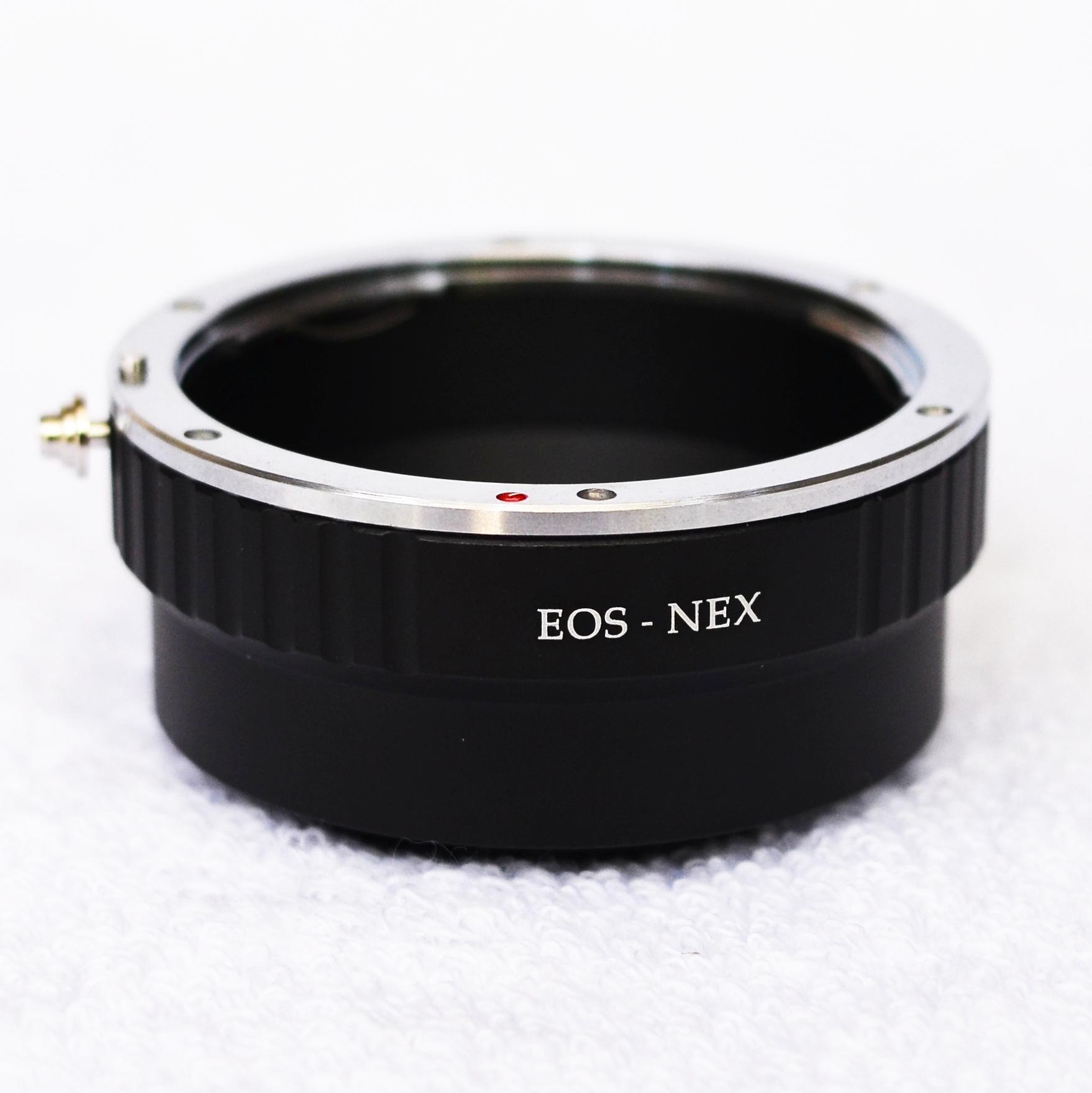 Ngàm chuyển ống kính Canon EOS- NEX