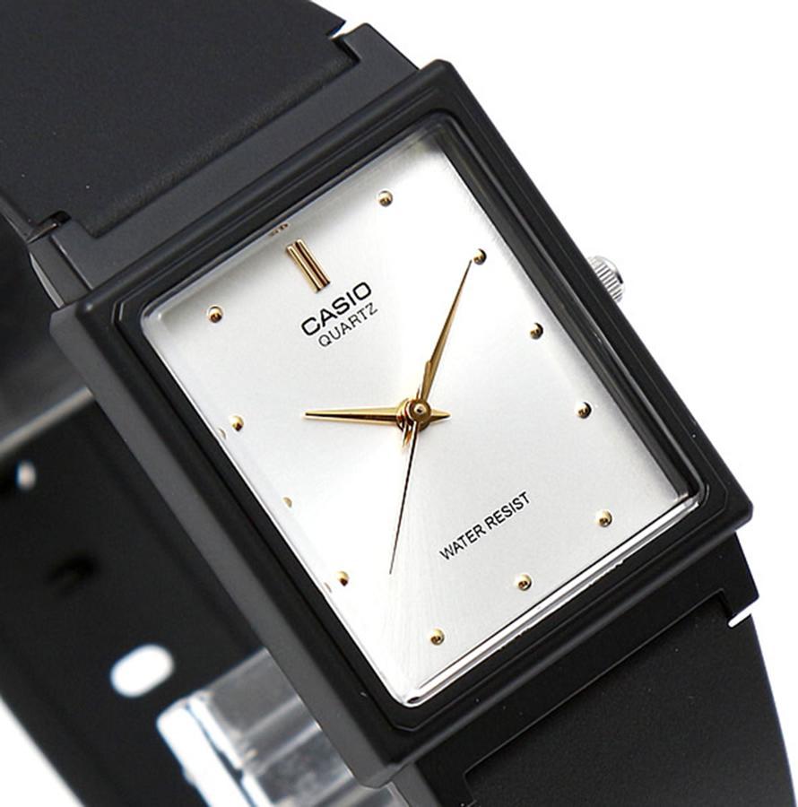 Đồng hồ unisex dây nhựa Casio MQ-38-7ADF
