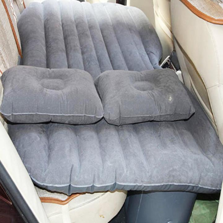 Giường hơi ghế sau ô tô