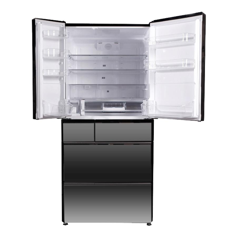 Tủ lạnh Hitachi Inverter 722 lít R-X670GV(X) - Hàng chính hãng