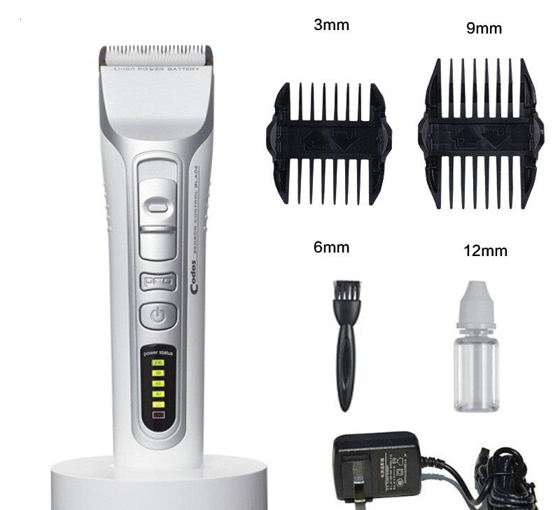 Tông đơ cắt tóc chuyên nghiệp Codos CHC-916 coogn suất 7w