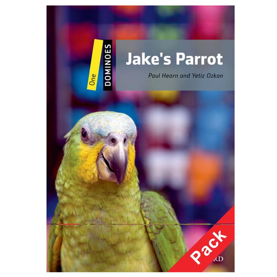 Dominoes 1: Jake Parot Pack
