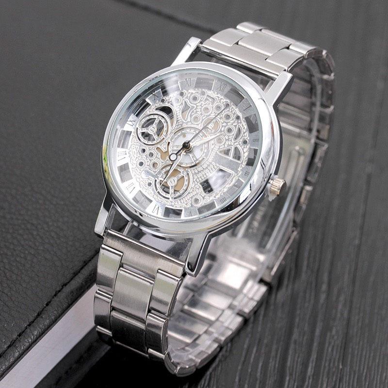 Đồng hồ nam cao cấp dây đeo kim loại lịch lãm Tạo đẳng cấp riêng ZO102