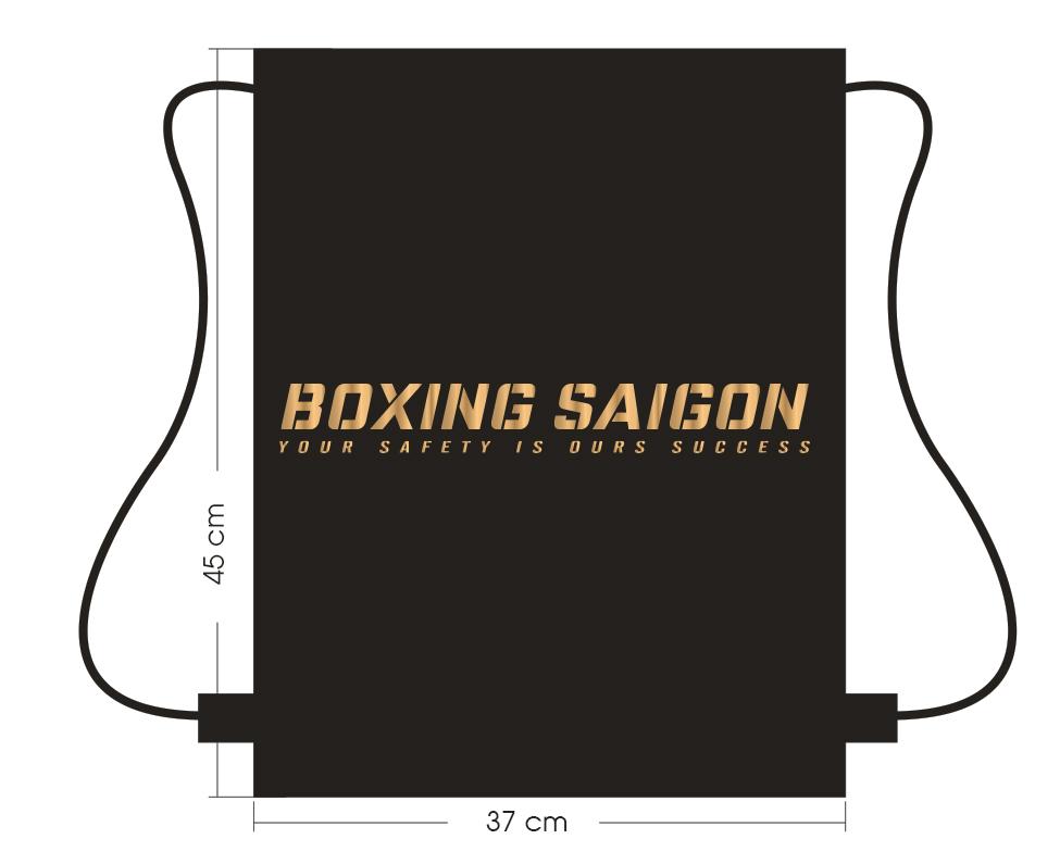 Túi rút đựng găng Boxing Saigon 2020