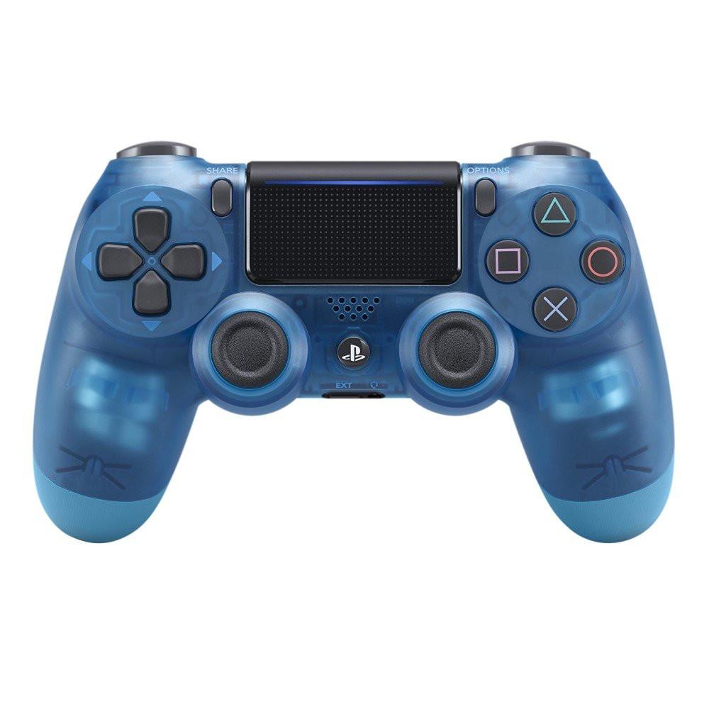 Tay chơi game DualShock 4/Xanh pha lê CUH-ZCT2G 19- Hàng Chính Hãng